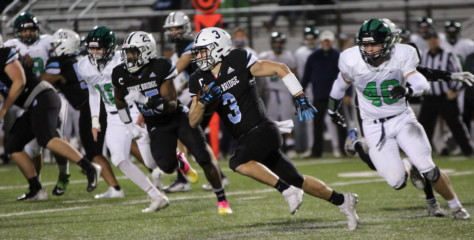 Football: Stone Bridge Celebrates Homecoming Win Over Woodgrove