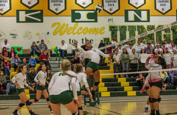 Loudoun Valley Volleyball