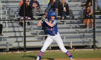 Makayla Gallagher Riverside Softball