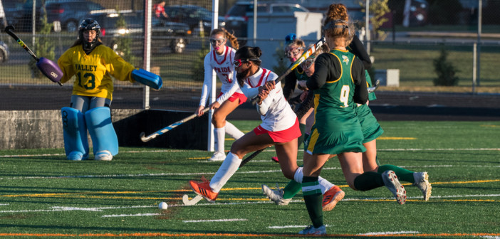 Field Hockey: Heritage Stays Hot, Trumps Loudoun Valley