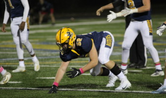 Robert DeBoard Loudoun County Football