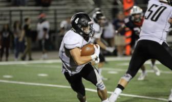 Trey Hayes Dominion Football