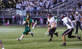 Will Degn Loudoun Valley Football