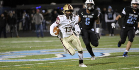 Football: Broad Run Alone On Top of the LoCo Top 5