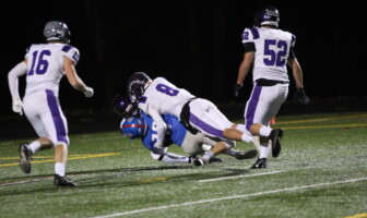 Colin Araque Potomac Falls Football
