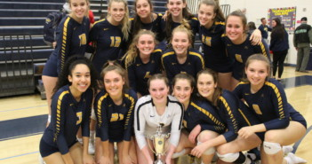 Volleyball: Loudoun County Dispatches James Wood, Wins 13th Region Title in 14 Years