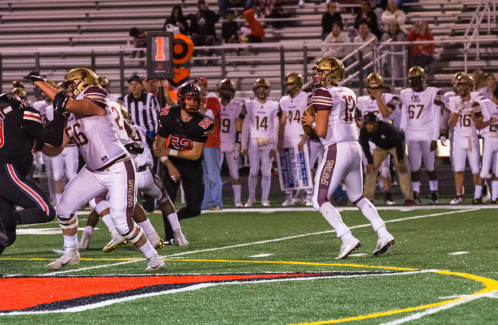 Mitch Griffis Broad Run Football