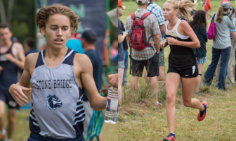 Tristan Brodie Mackenzie Keller Cross Country