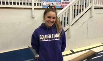 Caroline Cascadden APEX Gymnastics
