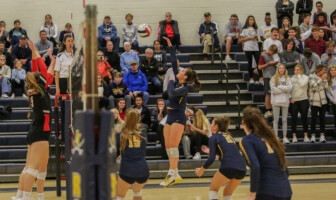 Chandler Vaughan Loudoun County Volleyball