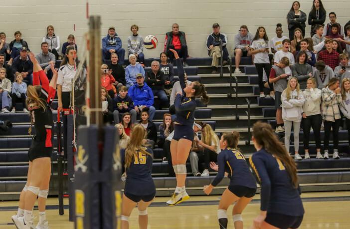 Chandler Vaughan Loudoun County Volleyball