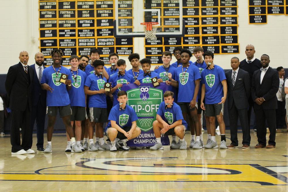 Boys Basketball John Champe Trumps Loudoun County Claims Locosports Tip Off Championship Locosports