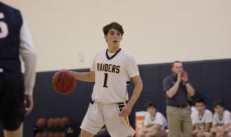 Ryan Hunter Loudoun County Basketball