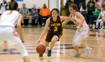 Yvonne Lee Broad Run Basketball