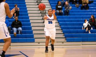 Aniaya Knight Tuscarora Basketball