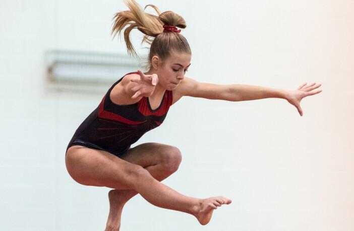 Caitlyn Nash Heritage Gymnastics