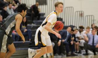 Caleb Rexroad Loudoun County Basketball
