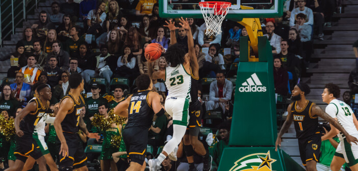 Men's Basketball: Richmond Shoots Lights Out in Win Over George Mason