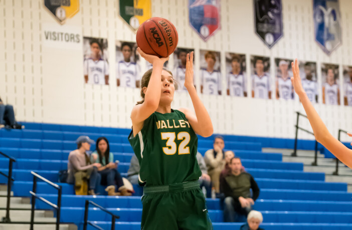 Louis Volker Loudoun Valley Basketball