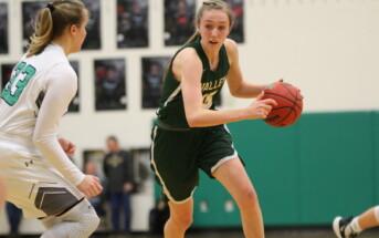 Megan Stevenson Loudoun Valley Basketball