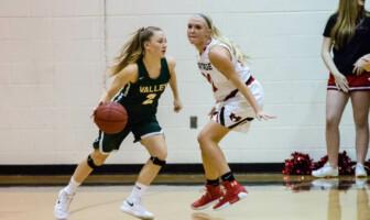 Sarah Thompson Loudoun Valely Basketball