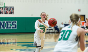 Sophia Coates Woodgrove Basketball