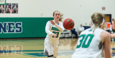 Girls Basketball: Woodgrove Holds Off Briar Woods in Potomac District Battle