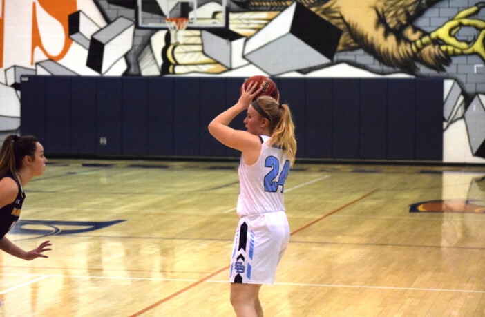 Taylor Hafer Stone Bridge Basketball