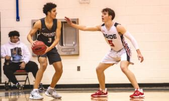 Adam Thomas Dominion Basketball
