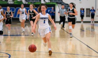 Camryn Worley Tuscarora Basketball