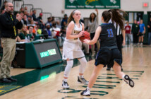 Jade Bodamer Loudoun Valley Basketball