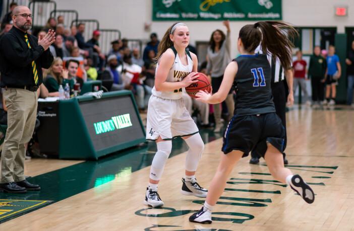 Jade Bodamer Loudoun Valley Basketball