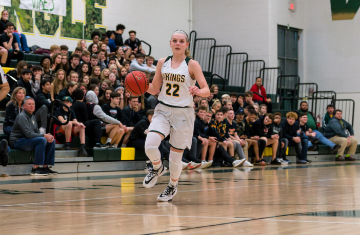 Jane Bodamer Loudoun Valley Basketball