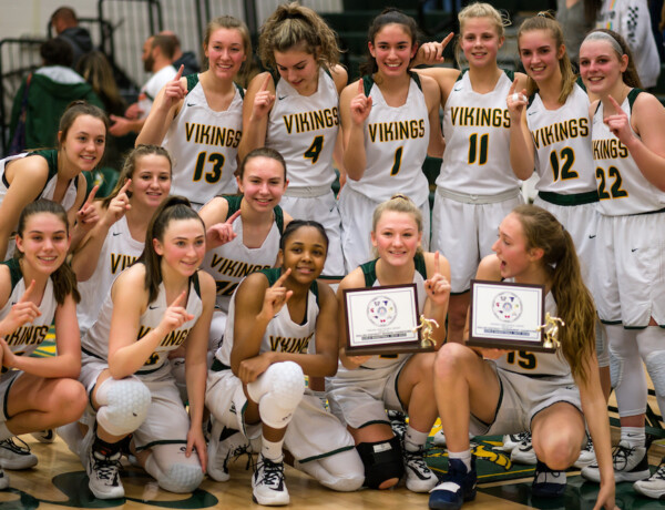 Girls Basketball: Loudoun Valley Fights Through Tuscarora, Foul Trouble to Claim Dulles District Title