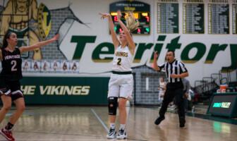 Sarah Thompson Loudoun Valley Basketball