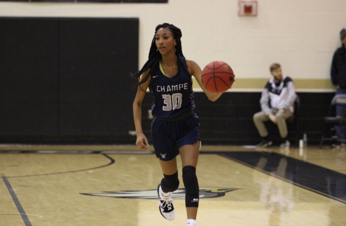 Tatiana Galindo John Champe Basketball