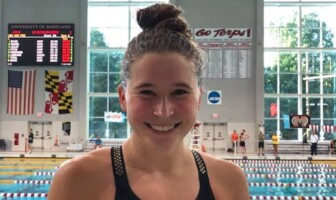 Tatum Wall Independence Swimming