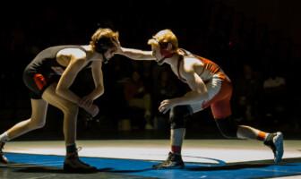 Zachary Maisus Heritage Wrestling
