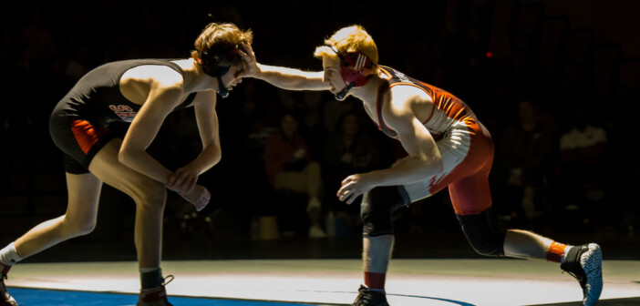 Wrestling: 3 Loudouners Finish Runners Up at VHSL 4A State Championships
