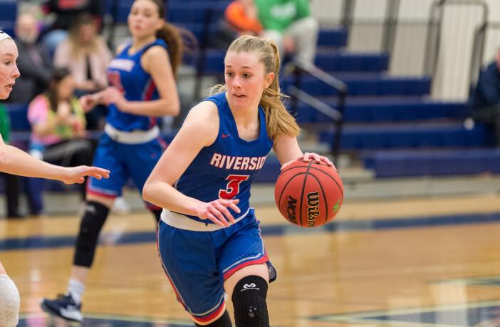 Elizabeth Suder Riverside Basketball
