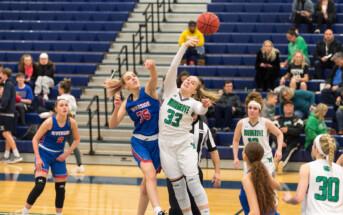 Sophia Coates Woodgrove Basketball