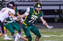 Cooper Thunell Loudoun Valley Football
