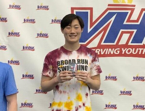 Swimming: Broad Run All-State Freestyler Justin Lee Commits to DI Boston