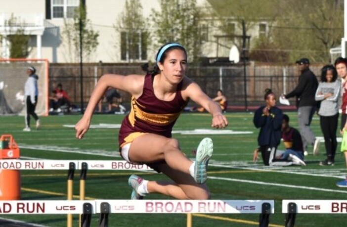 Sabrina Sokol Broad Run Track