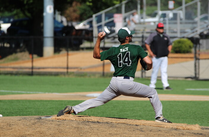 Brody Mack NVCL Sliders Baseball