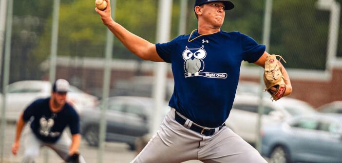 Baseball: Rock Ridge Grad Nick Stewart, Night Owls Dominate Sliders in NVCL Clash