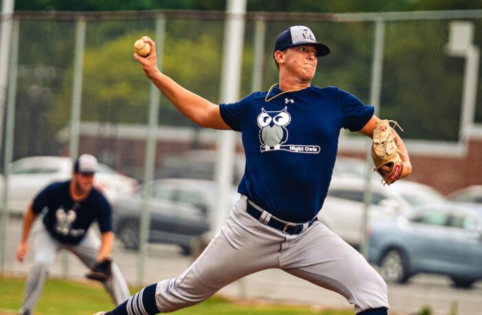Nick Stewart Rock Ridge NVCL Baseball