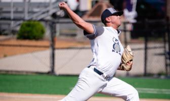 Nick Stewart NVCL Night Owls Baseball