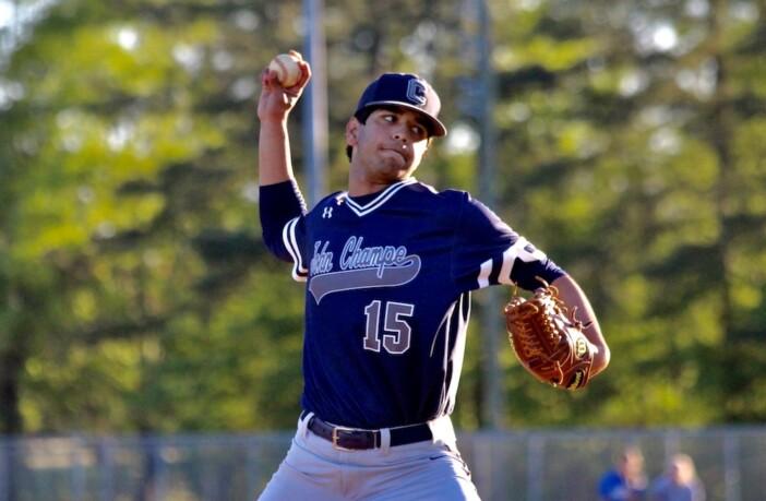 Tristan Shah John Champe Baseball
