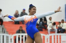 Esha Nagireddi Rock Ridge Gymnastics